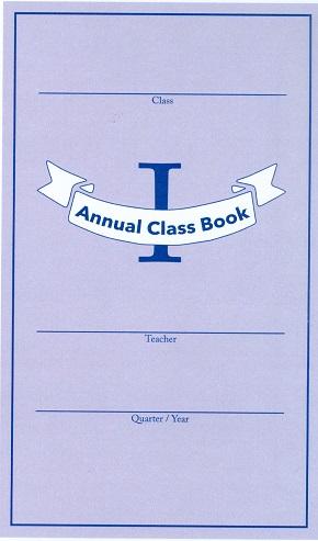 Annual Class Book I
