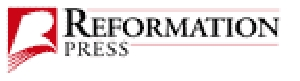 Reformation Press Sunday School Curriculum